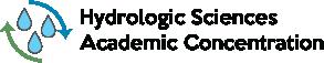 Hydrologic Sciences Academic Concentration Rectangular Logo